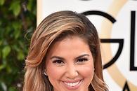 Liz Hernandez, en los Globos de Oro - 195x130