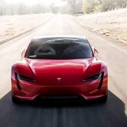 Nuevo deportivo de Tesla