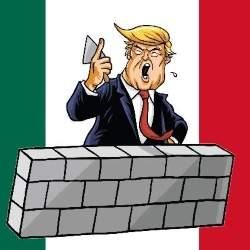 ¡Un muro solar!