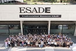 El Master in International Management de ESADE,  entre los diez mejores del mundo según The Economist