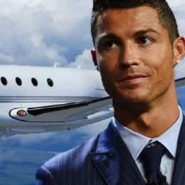 Cristiano Ronaldo y su negocio de aviones privados, bajo sospecha