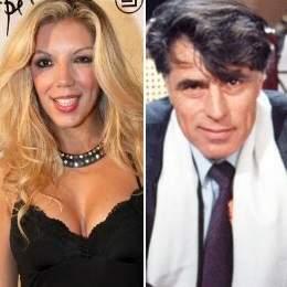 La madre de la cantante Rebeca: Jesús Hermida era el padre de mi hija