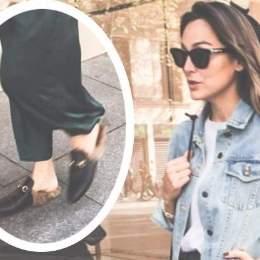 Tamara Falcó: por la calle con unas pantuflas de 1000 euros