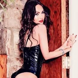 Megan Fox, la dominatrix más sexy de Instagram