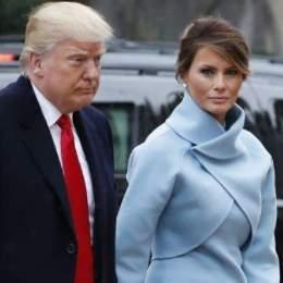 Melania Trump entra en la Casa Blanca al estilo de Jackie Kennedy