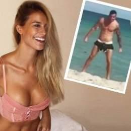 Cristiano Ronaldo: el ex novio de su chica se mofa del madridista