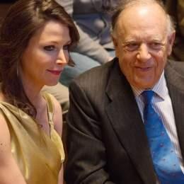 Carlos Falcó aloja a su suegra en el palacio y su hijo lo abandona tras un roce con su mujer