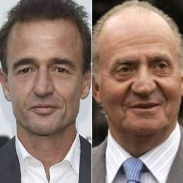 Alessandro Lequio y su primo Juan Carlos de Borbón se reconcilian