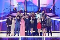 El grupo al completo de 'OT 2017' - 195x130