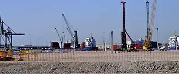 ICL inicia las obras en la nueva terminal del puerto de Barcelona