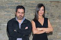 Jalis de la Serna y Alejandra Andrade - 195x130