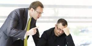 ¿Dónde está el límite de las exigencias de un jefe a los empleados?