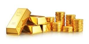 Se cumplen cinco años de los máximos históricos del oro... y el riesgo mundial es un 30% menor