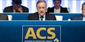 ACS será la primera firma española de infraestructuras con caja en 16 años: alcanzará los 371 millones en 2019