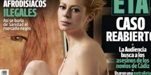 La nieta de la condesa de Romanones, desnuda en la portada de Interviú