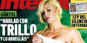 La soldado que denunció acoso en el Ejército, desnuda en Interviú
