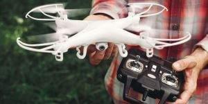 Piloto profesional de drones, uno de los oficios emergentes con futuro