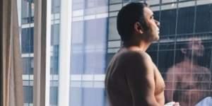 Jorge Javier Vázquez explica su polémico desnudo