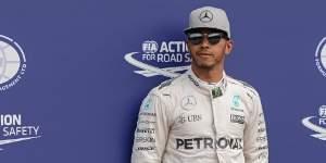 Cuarta victoria seguida de Hamilton