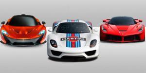 Ferrari, McLaren o Porsche: ¿quién tiene mejor híbrido?