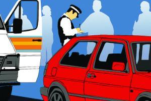 Millones de multas de tráfico interpuestas en el último año podrían no tener validez