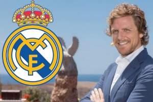 Álvaro de la Lama ficha por Real Madrid TV tras dejar Mediaset