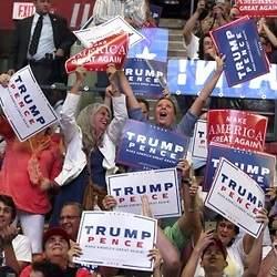 Trump, el salvador de los olvidados