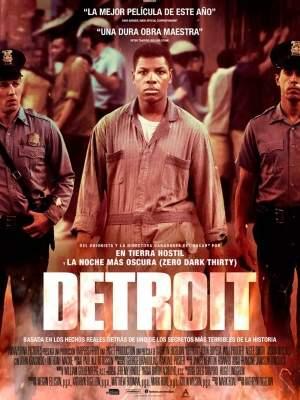 Tráiler   Detroit