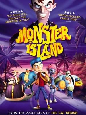 Tráiler | La isla de los monstruos