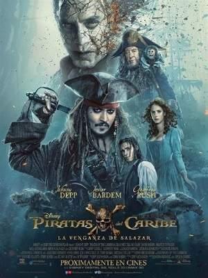 Tráiler | Piratas del caribe: la venganza de Salazar