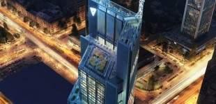 Así es el rascacielos Torre Varsovia