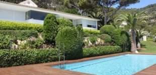 Cinco lujosas mansiones en la costa