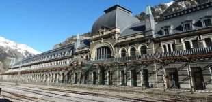 Canfranc, un hotel de lujo en 2021