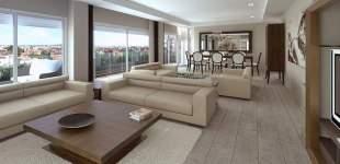 Pedralbes: imponentes viviendas