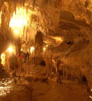 La conservación de las cuevas