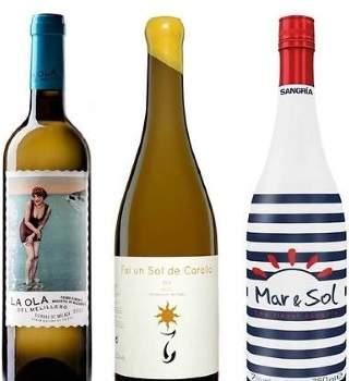 Cinco vinos con sabor a verano