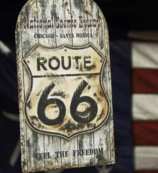 La Ruta 66, la carretera madre