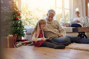 Aprende esta Navidad a usar la tecnología en familia