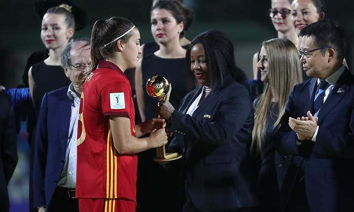 El plan de la FIFA para empoderar a la mujer en el fútbol ... c67bab4699552