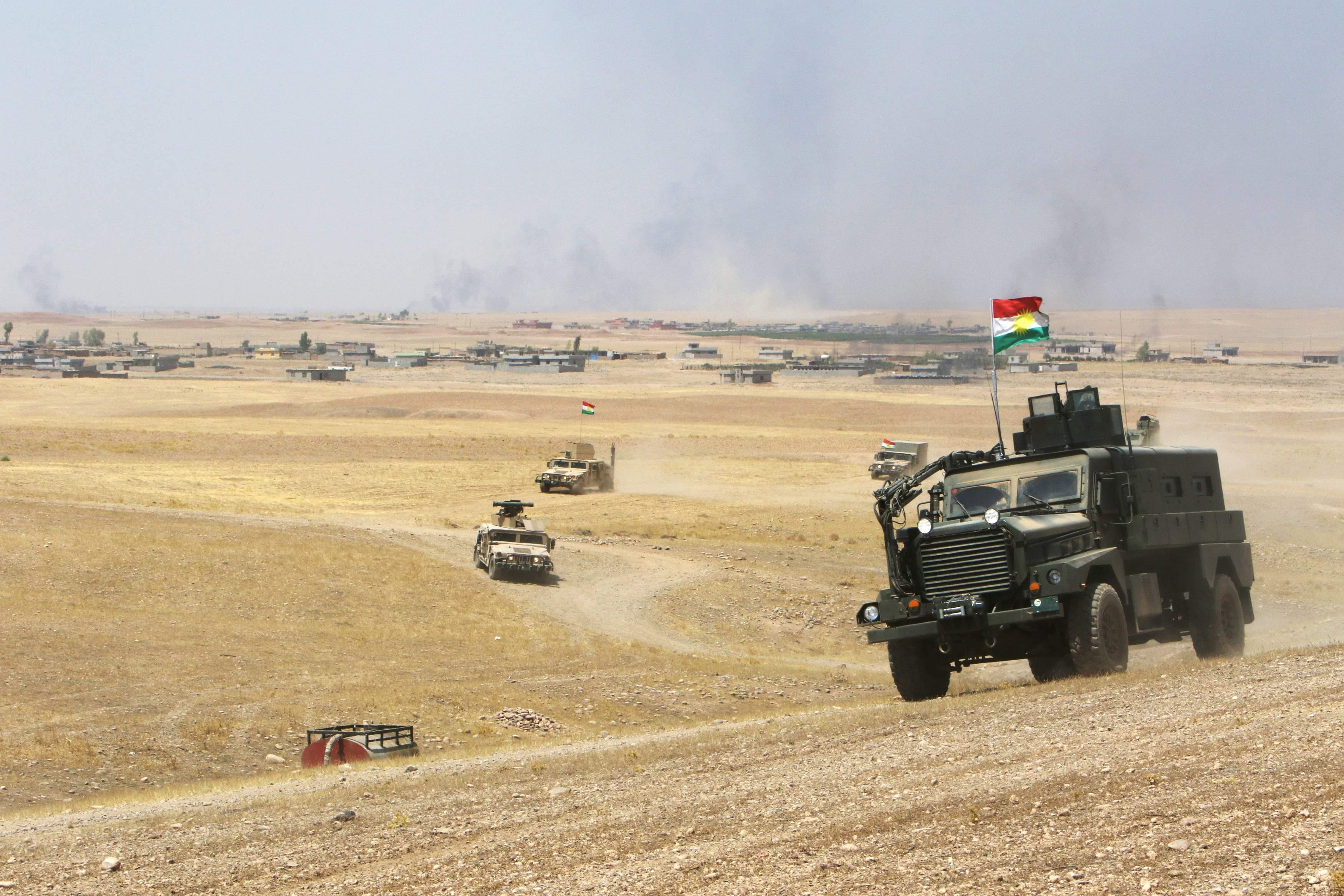 EEUU enviará más tropas a Irak para ayudar a las fuerzas iraquíes en la batalla por Mosul