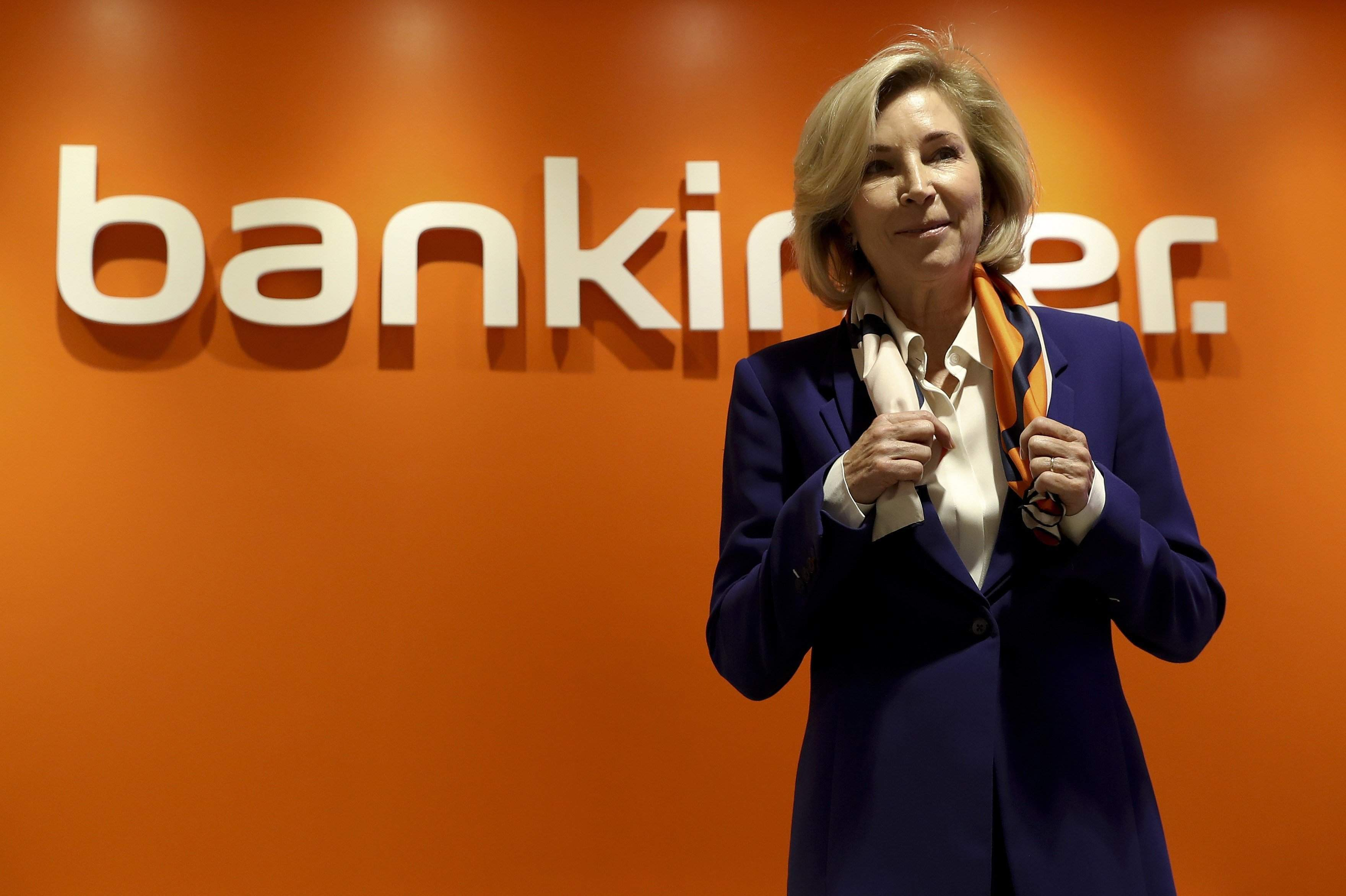 Mara Dolores Dancausa CEO de Bankinter