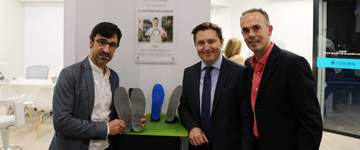 Podoactiva abre en Madrid la primera clínica para intervenciones quirúrgicas del pie
