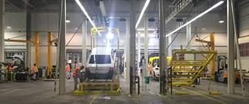 Grupo Sesé consigue la operación logística SKD del Volkswagen Polo para Argelia