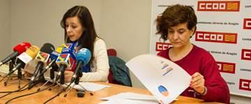 Las mujeres cobran un 24,6% menos que los hombres en Aragón