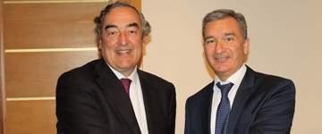 Ibercaja se integra con la CEOE para colaborar en su apoyo a los empresarios