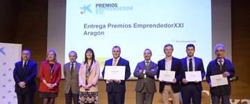Dynamical Tools gana los Premios EmprendedorXXI en Aragón