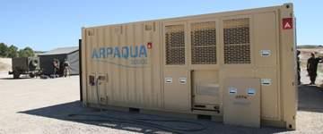La empresa ARPA ayuda con sus sistemas a generar agua potable en Etiopía y Omán