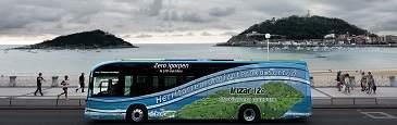 Irizar triunfa con sus autobuses eléctricos