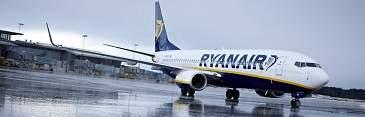 Ryanair conectará Foronda con Milán y Tenerife el próximo año y contará con conexiones a Bucarest y Mallorca en 2018