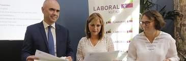 Laboral Kutxa y el Fondo Europeo de Inversiones crean una línea financiera especial de 50 millones